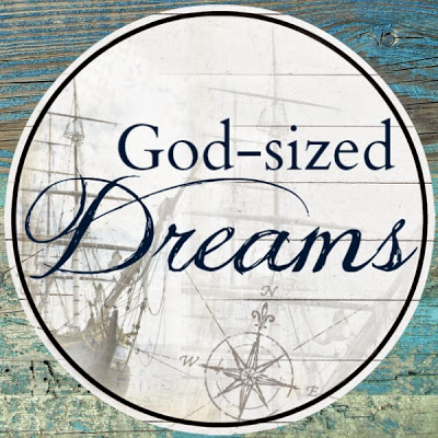 god sized dream button