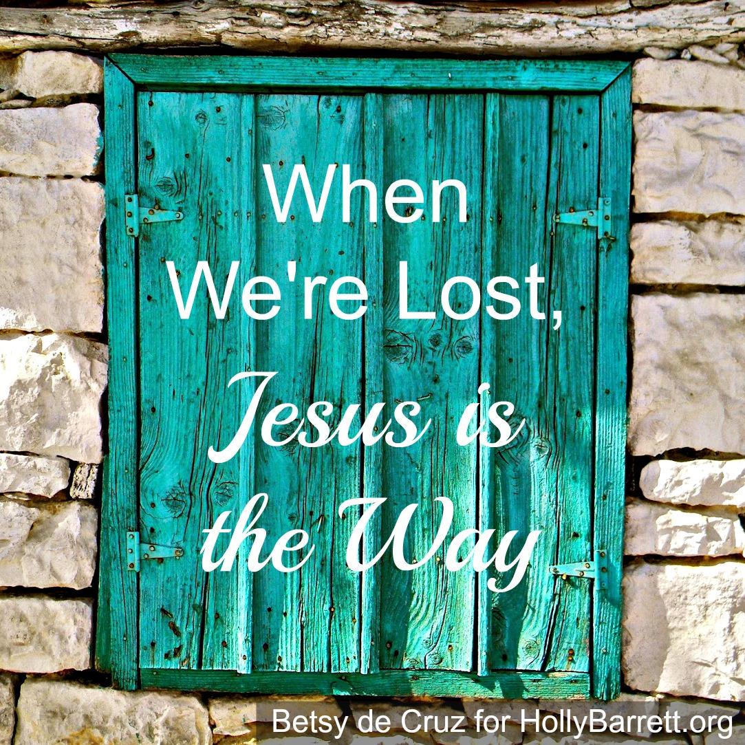 Jesus is the Way