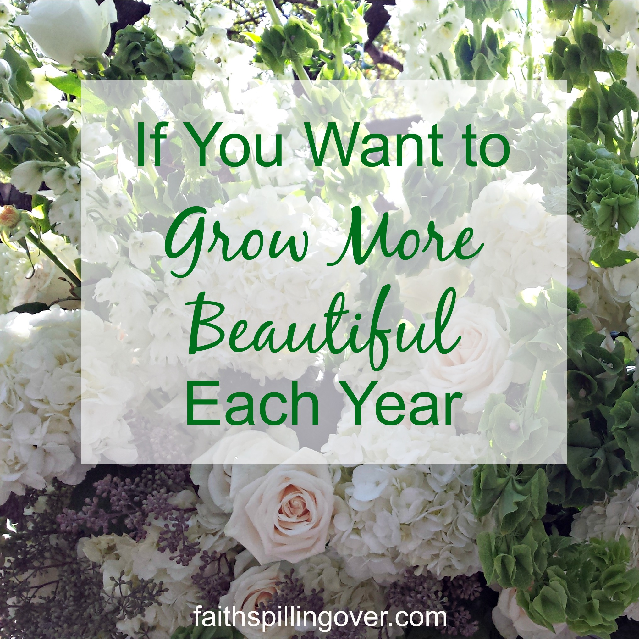 Grow More Beautiful
