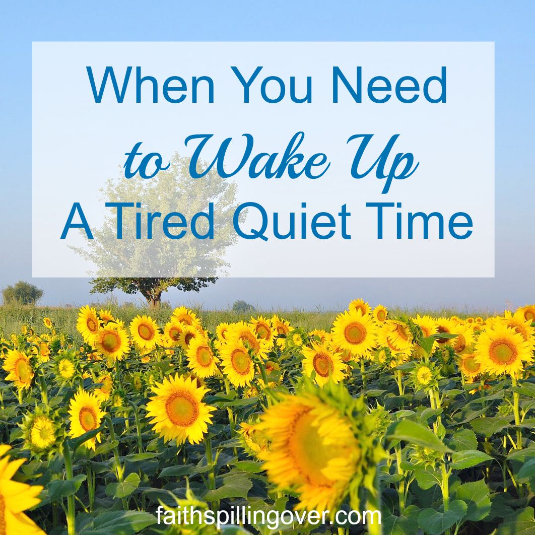 If your devotional life sometimes feels like Dullsville, try these 6 ideas to wake things up.