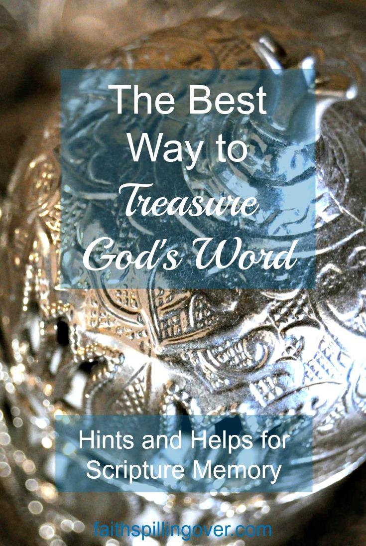 verses about treasure