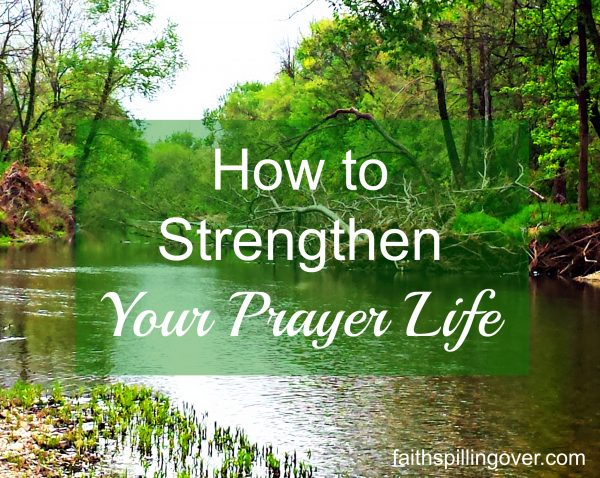 Do you long for a more powerful prayer life, but struggle with boredom when you actually sit down to pray. 5 practical suggestions to help distracted and side-tracked prayer warriors.