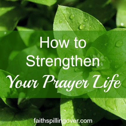 Do you long for a more powerful prayer life, but struggle with boredom when you actually sit down to pray? Five practical suggestions to help distracted and side-tracked prayer warriors.