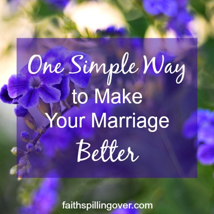 These tips can help you make small investments in your relationship that add up to a better marriage. {For when your marriage gets lost in your daily crazy.}