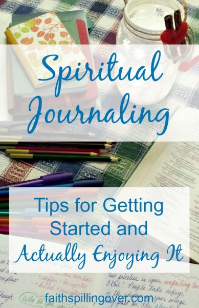 Does journaling intimidate you? These tips can help keep it simple, short, and fun. A few minutes a day can renew your faith and help you grow spiritually.