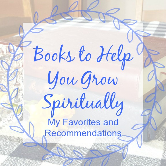 Books to Help You Grow Spiritually