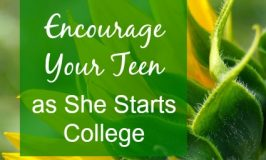 Sending your teen off to college can wreck even the most seasoned parent, but these 5 steps will help you encourage your child and stay calm yourself.