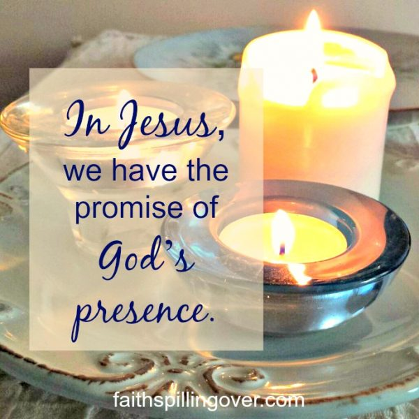 Do you need some hope this #Christmas? The very name of Jesus contains a promise just for you. 2 truths to help you find hope in any situation. #Advent #Devotional #Hope #PromisesofGod