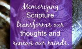Grow Your Faith in the New Year: Memorize Scripture