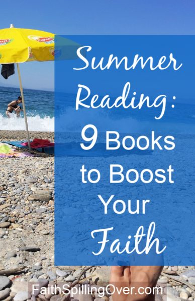 Looking for inspiring Christian books to boost your faith? These 9 books will delight you as a reader, grow your faith, and encourage your walk with Christ.
