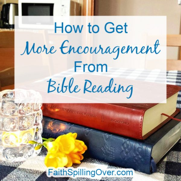 Has Bible reading has grown dull for you? These 4 tips can help you hear God's voice through His Word and get the encouragement you need.