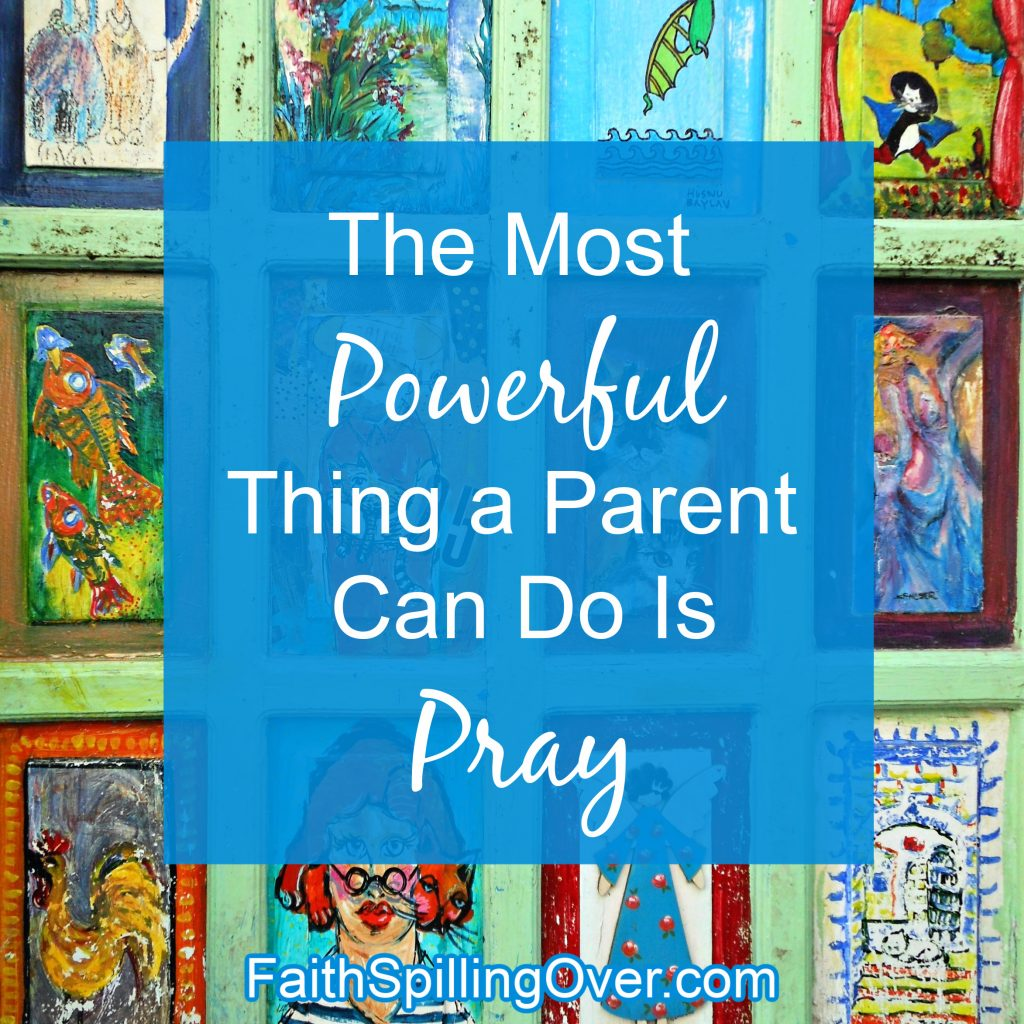 As a parent, the most important thing you can do is to pray for your children. Here are 7 ways to pray for kids as they navigate hard times.